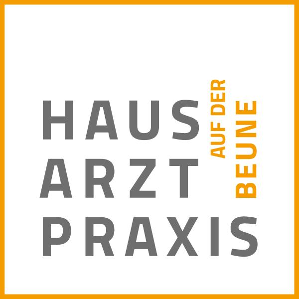 Logo Hausarztpraxis auf der Beune